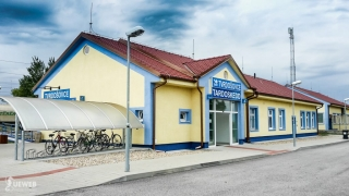 Tvrdošovská železničná stanica