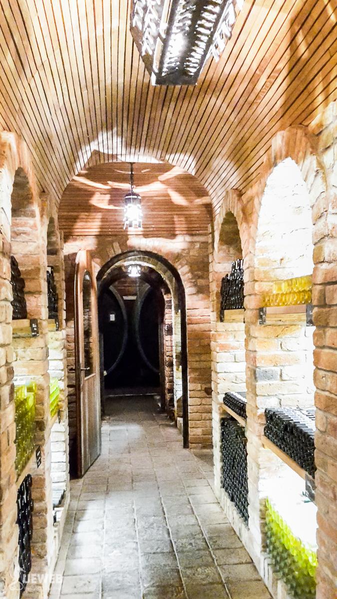 Krásne priestory pivnice Chateau Topoľčianky