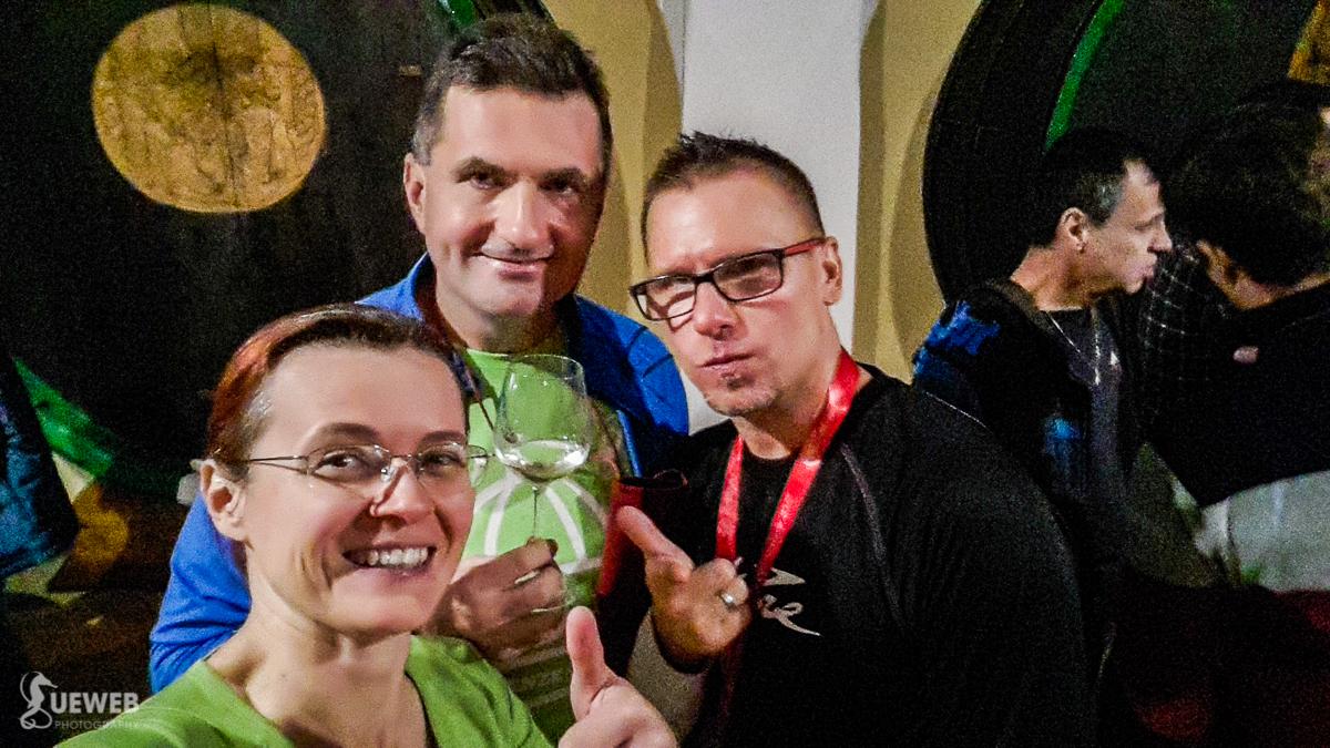 Selfie fotečka s Pedrom a Maťkom
