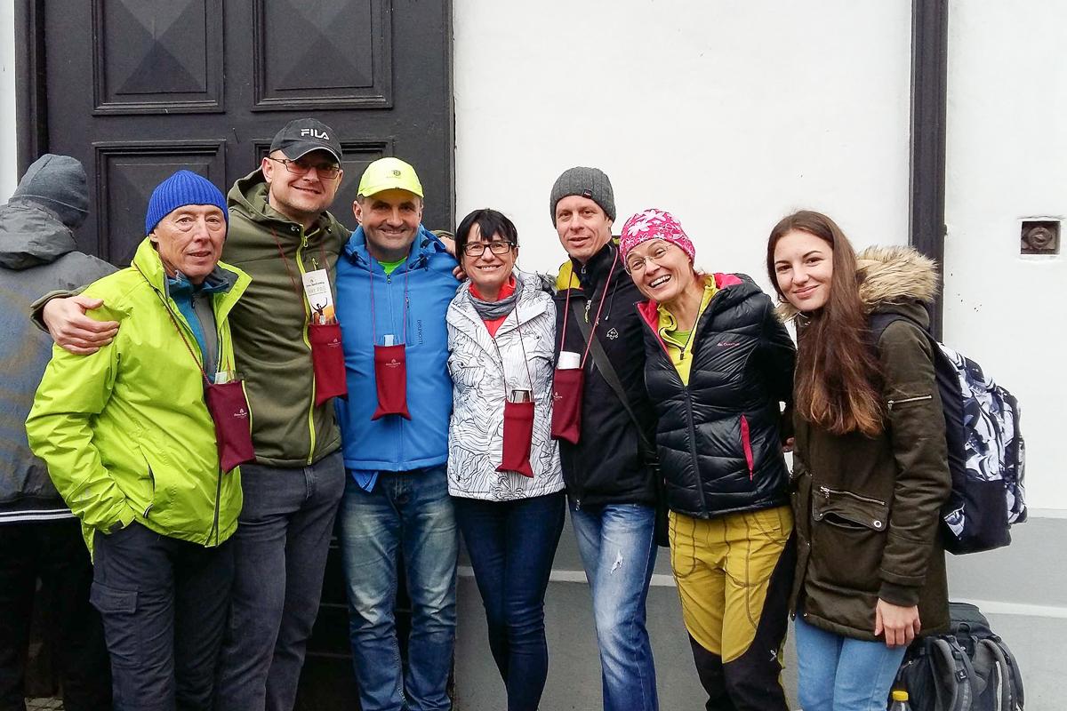 S Novozámocku bežeckou komunitou pripravení na degustáciu