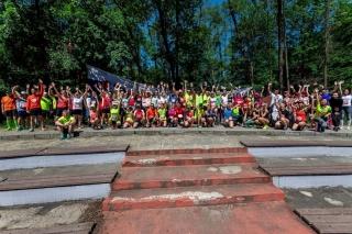 Spoločná predštartová foto účastníkov; foto: Robert Pažitný