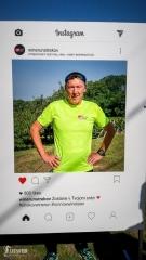 Hneď ho vyskúšal aj Mirko z Novozámockej bežeckej komunity