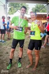 S Milošom a krásnymi medailami šťastne v cieli